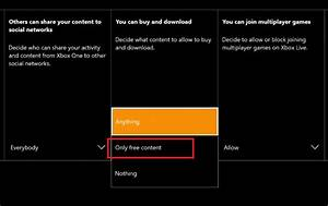 How To Customize Your Xbox Ones Privacy Settings