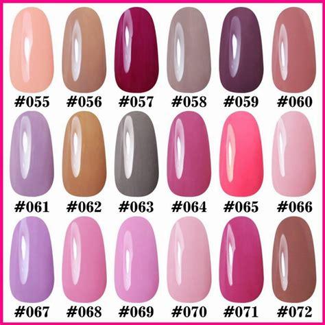 professional nail colors yaoshun professional gel nail uv gel colour