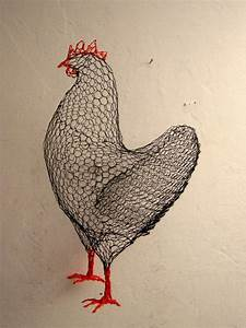 15 awesome things to make from wire home design garden