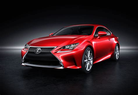 lexus cars red 2015 lexus rc 350 coupe front photo infrared exterior