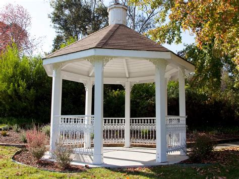 backyard gazebo outdoor gazebo ideas hgtv