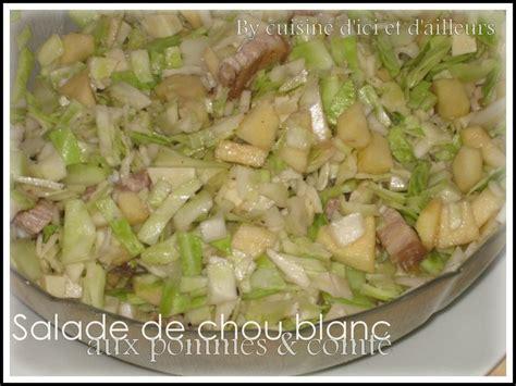 cuisiner le chou blanc en salade 25 best ideas about