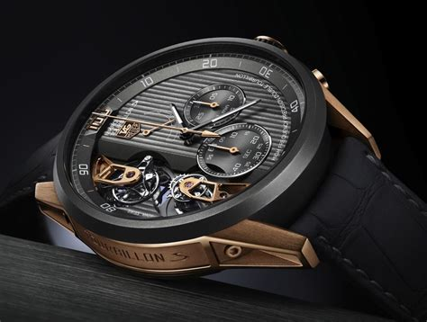 tag heuer mikrotourbillons details the home of tag heuer collectors mikrotourbillons