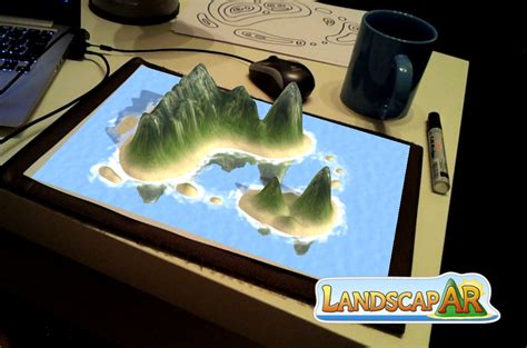 reality apps android landscapar augmented reality android apps on play