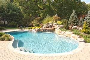 Paver Patio Ideas Diy by Swimming Pool Construction With Techo Bloc Pool Patio