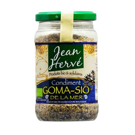 le gomasio de la mer par jean herv 233 alternative au sel riche en saveur et en bienfaits bio 224