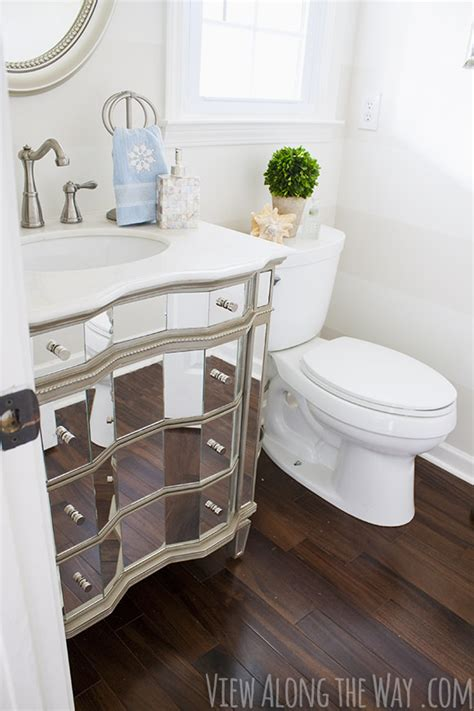 Small Bathroom Makeovers On A Budget by Diy Budget Bathroom Makeovers Before And After The