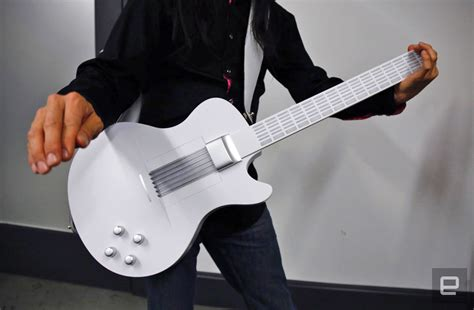 Magic Instruments' Digital Guitar Makes It Easy For Anyone
