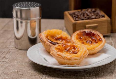 cuisine portugaise dessert flan portugais pastéis de nata