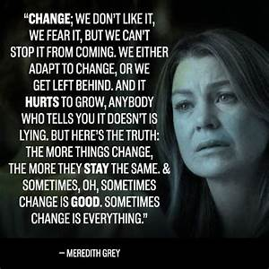 21 Grey's Anatomy Quotes That Will Destroy You | Quotes ...
