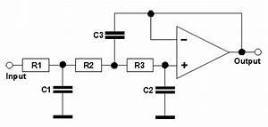 Operationsverstärker Berechnen : aktivfilter aktiver sallen key tiefpass dritter ordnung mit 1 opv ~ Themetempest.com Abrechnung