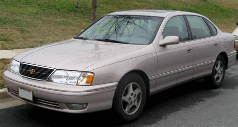 1999 Toyota Avalon Xls by 1999 Toyota Avalon Xls Sedan 3 0l V6 Auto