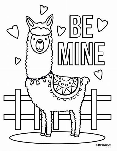 Valentines Coloring Pages Valentine Mine Happy Printable