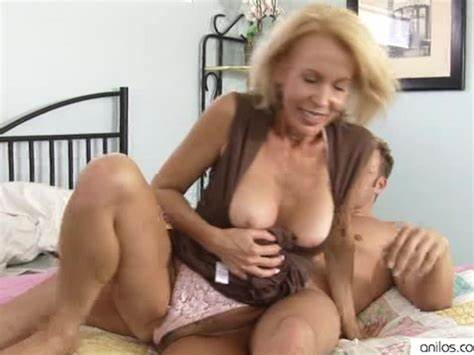 Unbelievable Granny Enjoying Glamour Fit Foxy