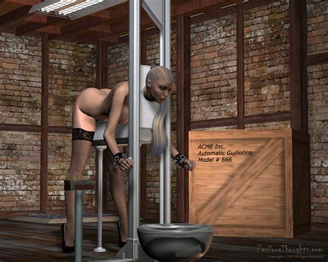 penis guillotine bondage