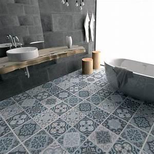 relooking et decoration 2017 2018 relooking du sol de With carrelage adhesif salle de bain avec led pour culture intérieure