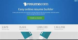 5 best sites to create cv resume online for free ashik With create your resume online