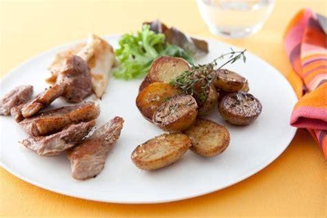 cuisine plancha recette recette de plancha de viandes pommes grenaille facile et rapide