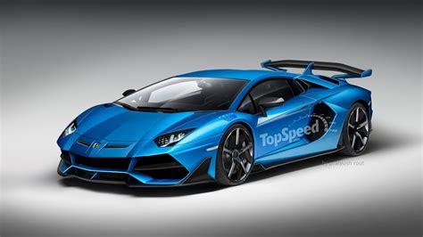 2019 Lamborghini Aventador Performante Review Gallery