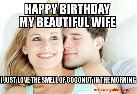 Happy Birthday Wife Meme - funny wife birthday meme bday quotes images jokes for wifey