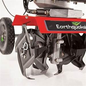 Earthquake Mc43 Mini Cultivator Tiller With 43cc 2