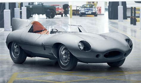 New Jaguar D-type Built In Original Le Mans Spec To Go On