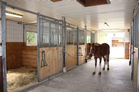Pferdestall Innen by Reitzentrum Lichtenstein Au 223 Enbox Mit Paddock Mit Freien
