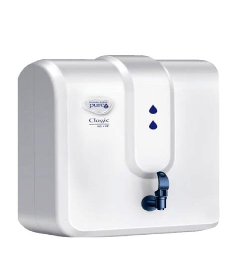 Pureit 5 Ltrs Classic RO   MF 6 Stage Water Purifier