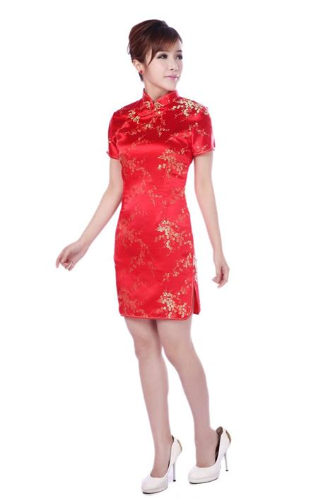 dresses 2018 new year cheongsam style thick warm new new year qipao 28 images cheongsam nails lacquerista