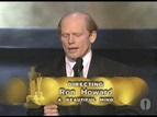 Ron Howard Wins Best Directing: 2002 Oscars - YouTube