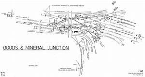 Signal Box Diagrams  Goods  U0026 Mineral Junction