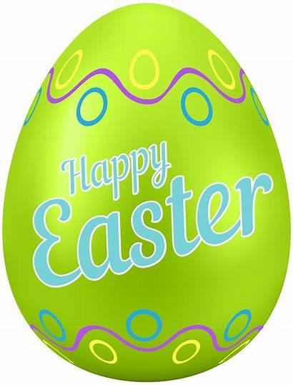 Easter Egg Happy Clip Clipart Eggs Transparent