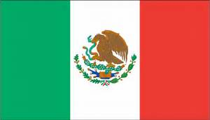 Mexican Flag - National Flag of Mexico Mexico