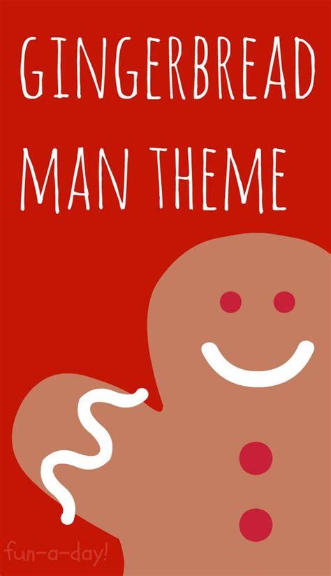 gingerbread theme for the preschool classroom 482 | 36a68b9e02b7cb324d674a9ef17d66ba