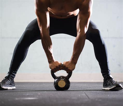 kettlebell weight workout loss mens