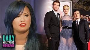 Demi Lovato Talks Miley Cyrus! Taylor Swift Dating Douglas ...