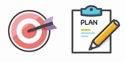Goals Plans Achieve Plan Future Strategic Planning