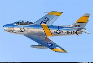 North American F-86F Sabre - Untitled | Aviation Photo ...