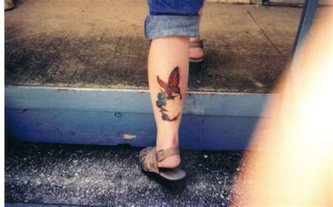 gals ankle tattoo
