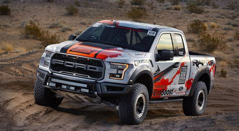 2017 Ford F 150 Raptor Race Truck Hiconsumption