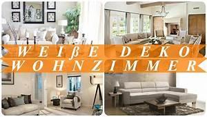 Deko Für Das Wohnzimmer : deko ideen f r wohnzimmer wei youtube ~ Bigdaddyawards.com Haus und Dekorationen