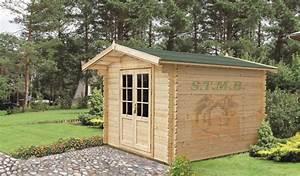 Chalet Bois Pas Cher : cabane de jardin pas cher stmb construction chalets ~ Nature-et-papiers.com Idées de Décoration