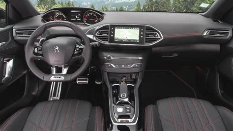 peugeot 308 sw 2017 dimensions boot space and interior