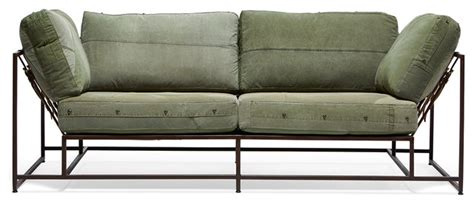 Sofa Industrial by Platoon 2 Seat Sofa Industrial Sofas By Stephen Kenn