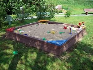 Bac À Sable Plastique : bac sable plastique recycl ecodesign ~ Melissatoandfro.com Idées de Décoration