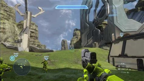 Halo 4 Lan 16 Player Flood On Ravine 1080p Full Hd