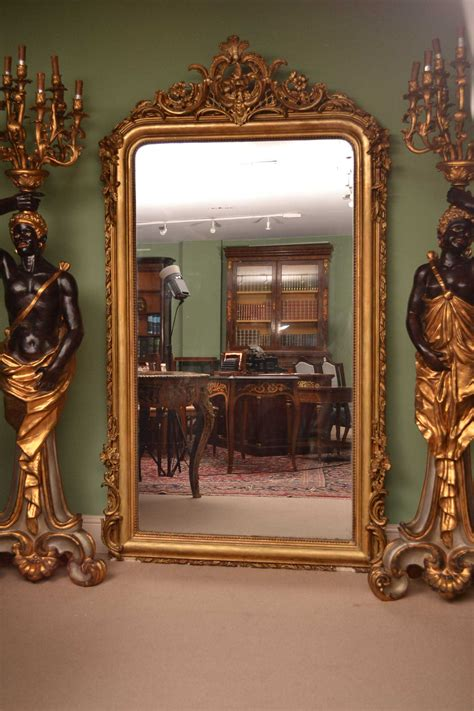 regent antiques mirrors antique elegant french giltwood overmantle mirror