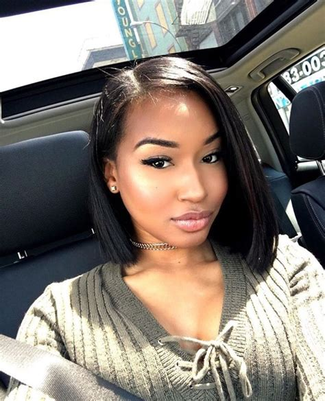 part hair style gorgeous hair side part bob style beautiful hairstyles 2878