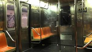 Mta Ind  Bmt Train Ride On A 145th Street