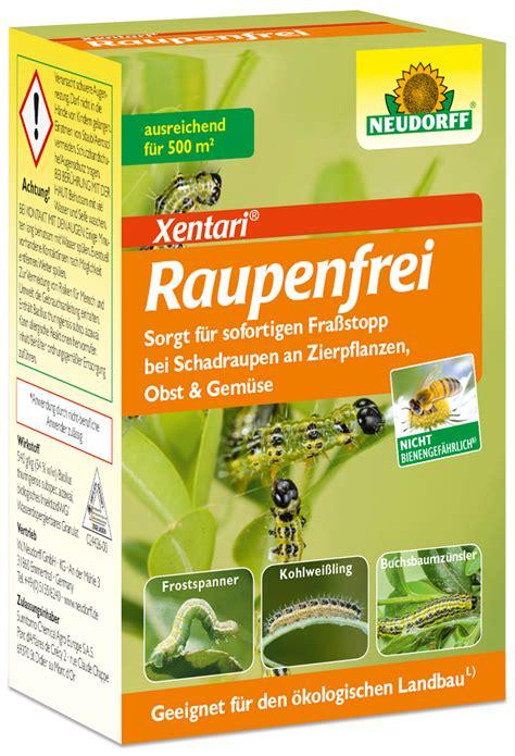 spritzmittel gegen raupen raupenfrei xentari buchsbaumz 252 nsler spritzmittel